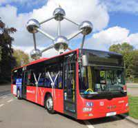 VEG rüstet alte Dieselbusse zu Elektrobussen um