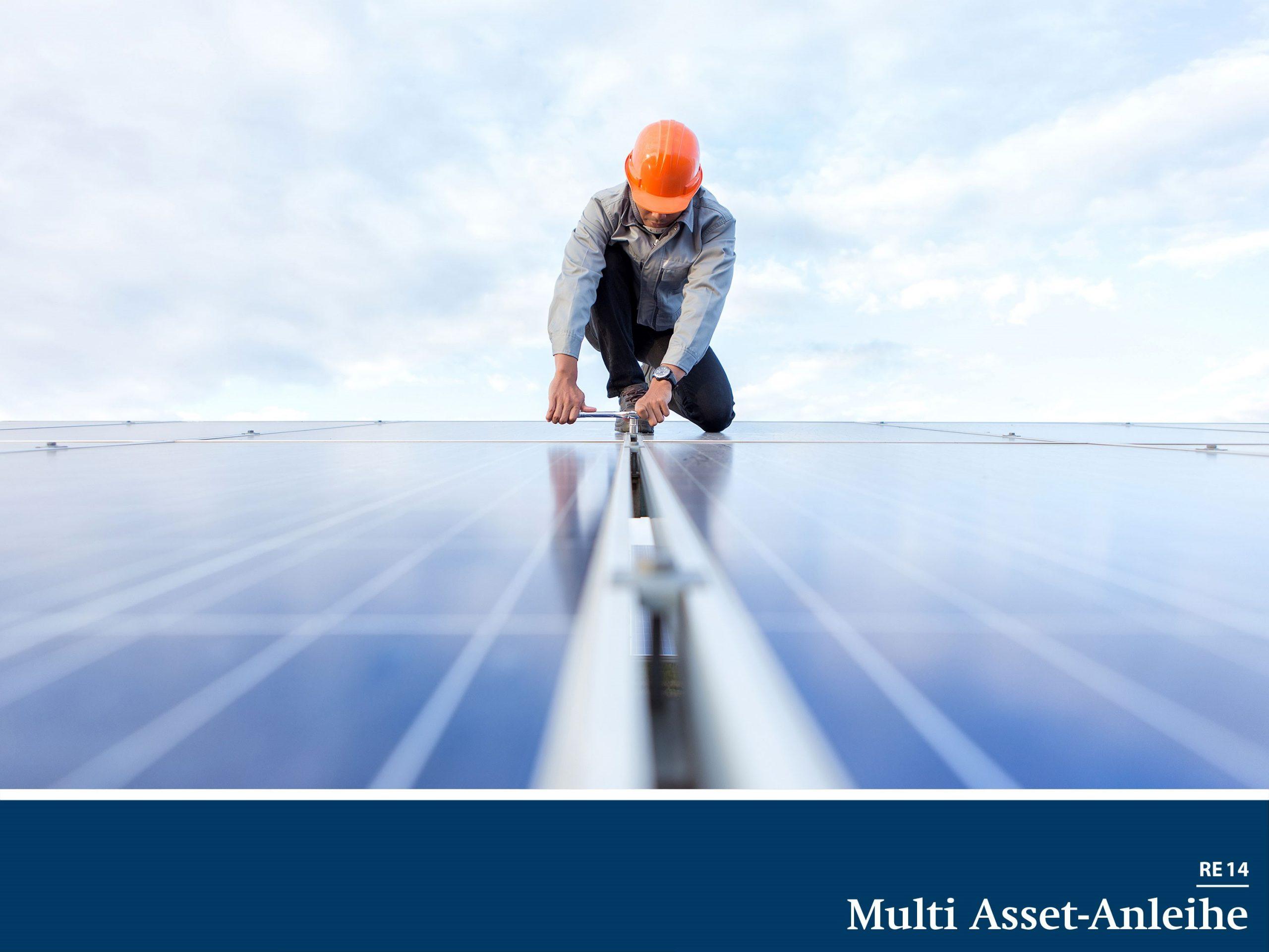 reconcept RE14 Multi Asset-Anleihe wieder am Markt